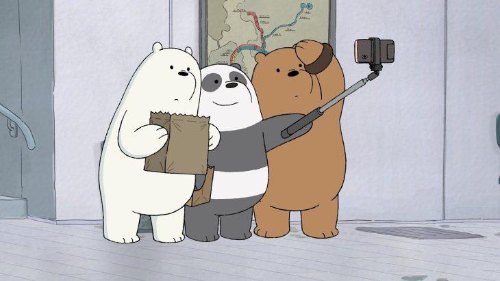 одна картинки из вся правда о медведях все все персонажи как