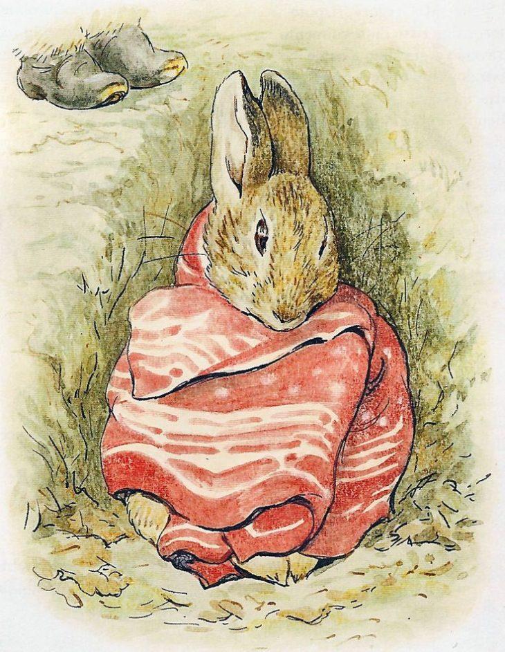 картинки беатрис поттер кролик для девочки младше