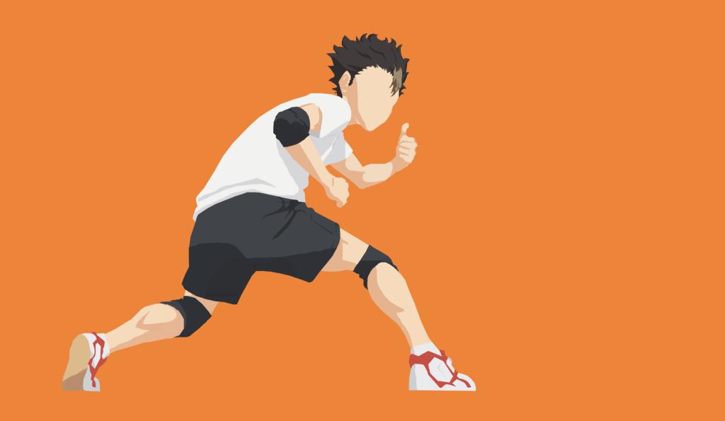 юу нишиноя из аниме волейбол 40 фото