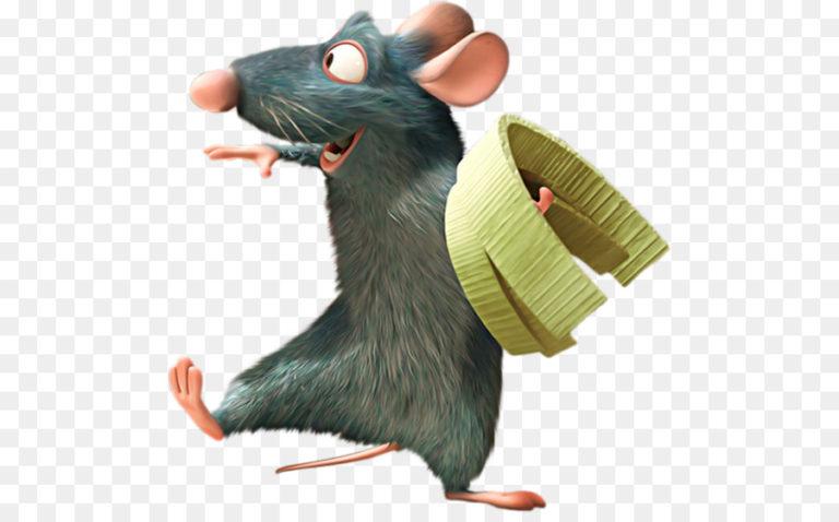 Рататуй картинки мышка