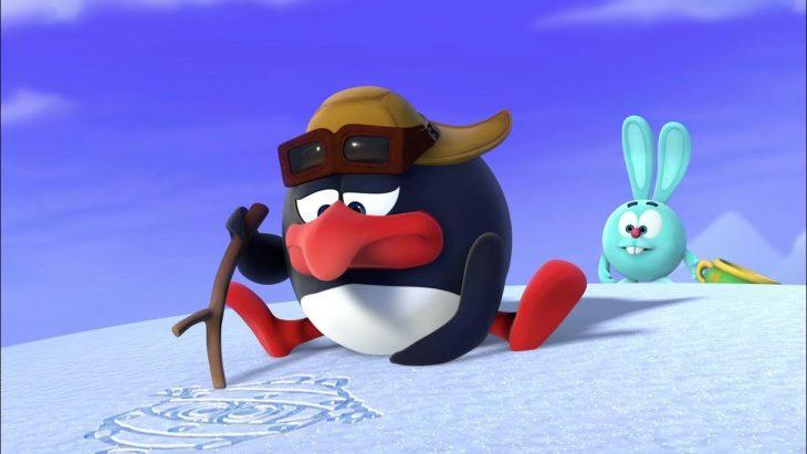 Из смешариков пингвин