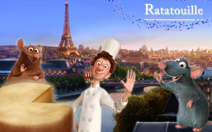 Рататуй картинки из мультфильма, открытка днем рождения