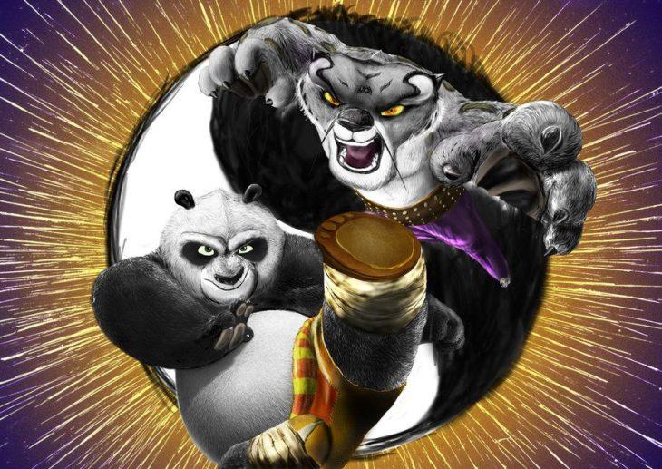 Только картинки только тай лунга из кунг-фу панда