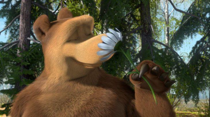 Надписью лет, картинки с мудростями из маши и медведя