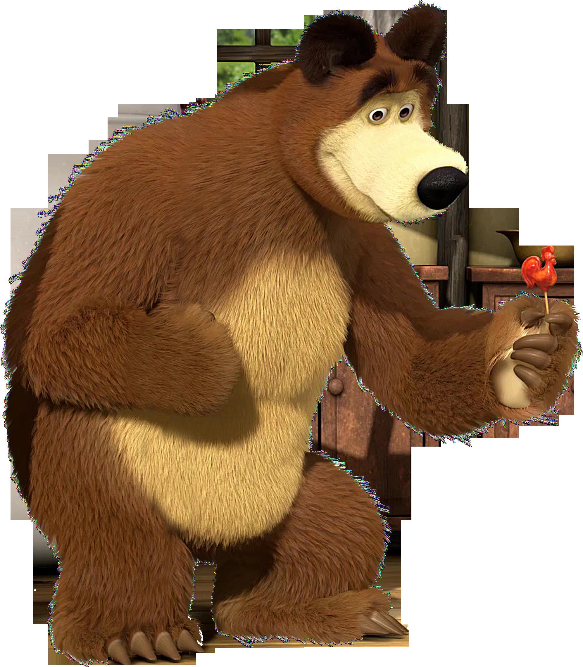 маша и медведь картинки на прозрачном фоне личных делах