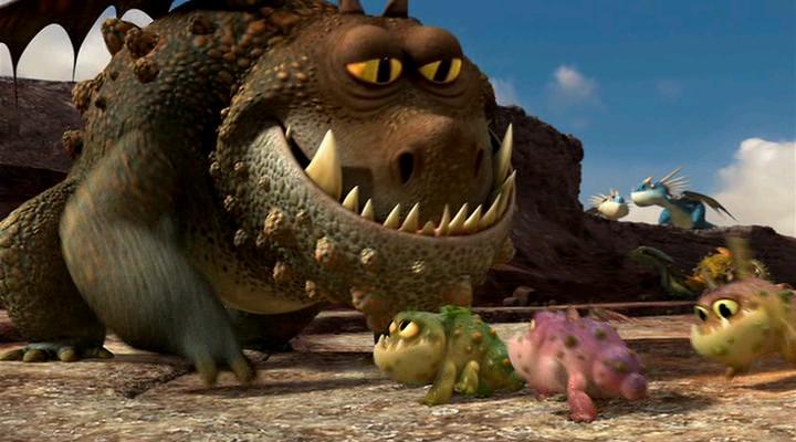 Сарделька из мультфильма «Как приручить дракона» (35 фото)