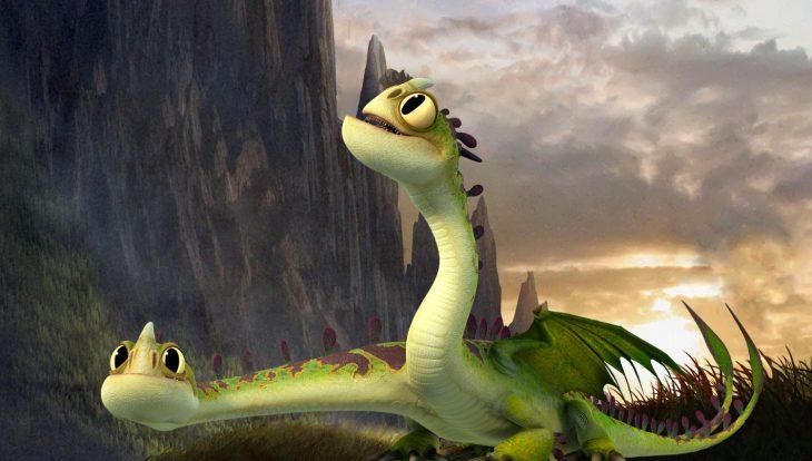 Барс и Вепрь из мультфильма «Как приручить дракона» (35 фото)