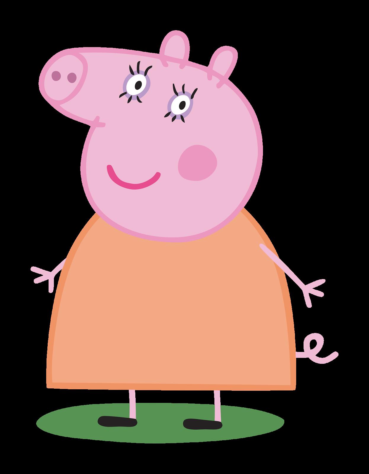 Свинки пеппа картинка