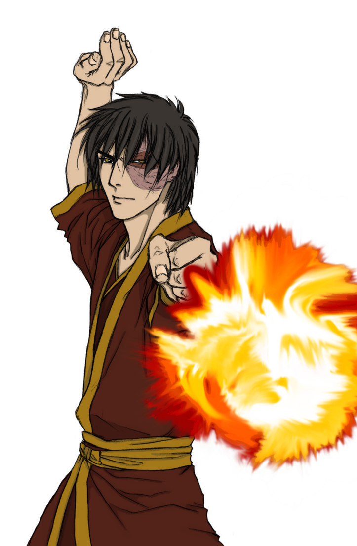 Картинка зука из аватара