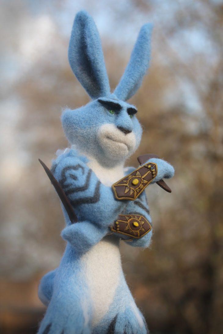 Кролик из хранителей снов картинки сообщества больше