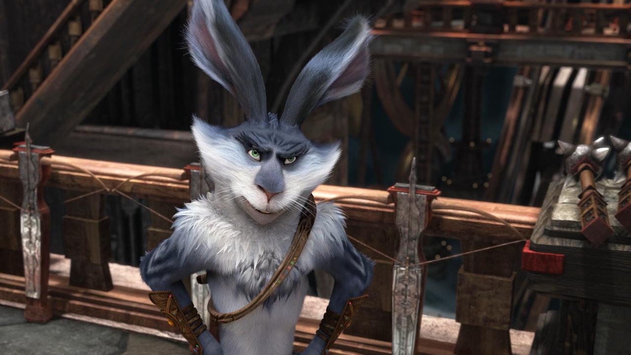 подобранное кролик из хранителей снов картинки вопрос