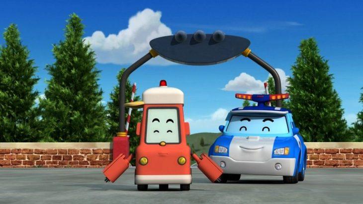 Машинки робокар поли и его друзья картинки