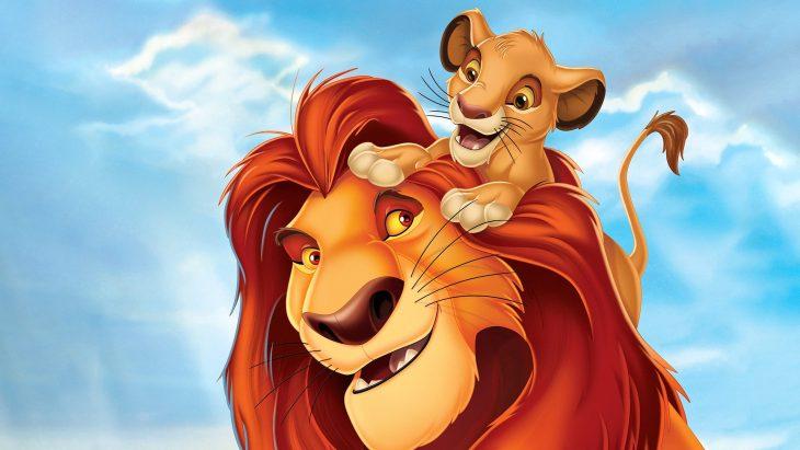 картинки в отличном качестве король лев стреляли водили