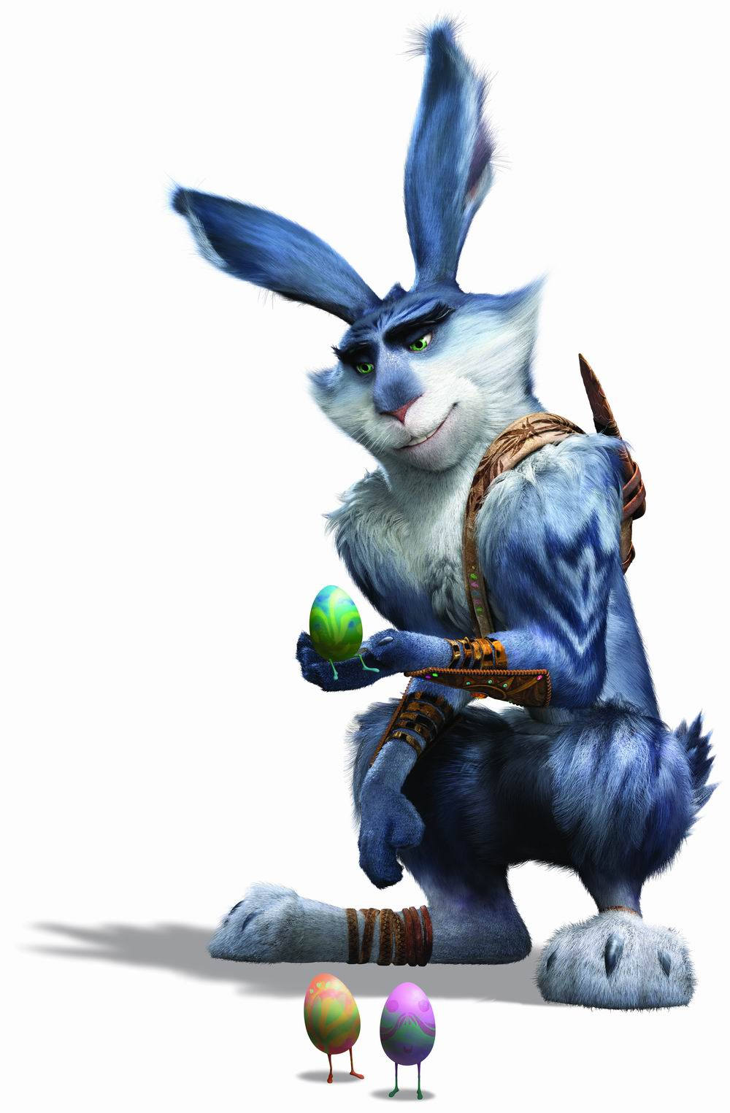 Кролик из хранителей снов картинки все это