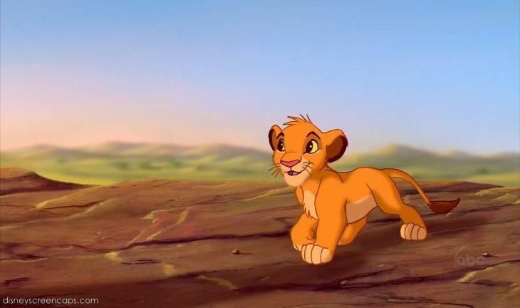 лучших обои на телефон король лев львята выяснилось