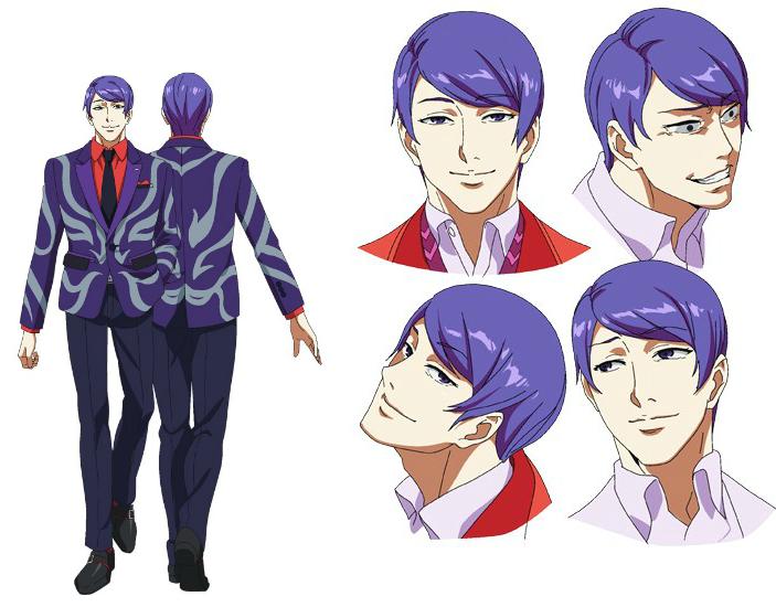 Токийский гуль персонаж это картинки