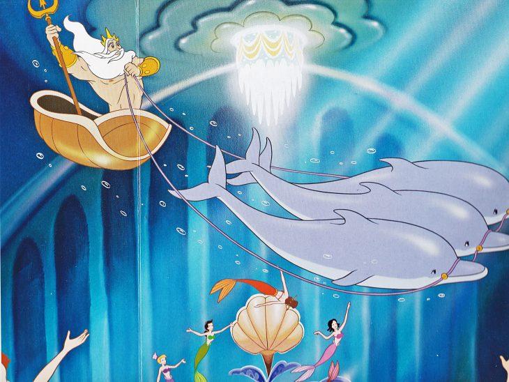Картинка нептуна сказочная страна
