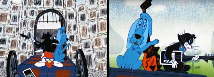 Картинки пес из бременских музыкантов