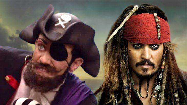 смешные пираты фото