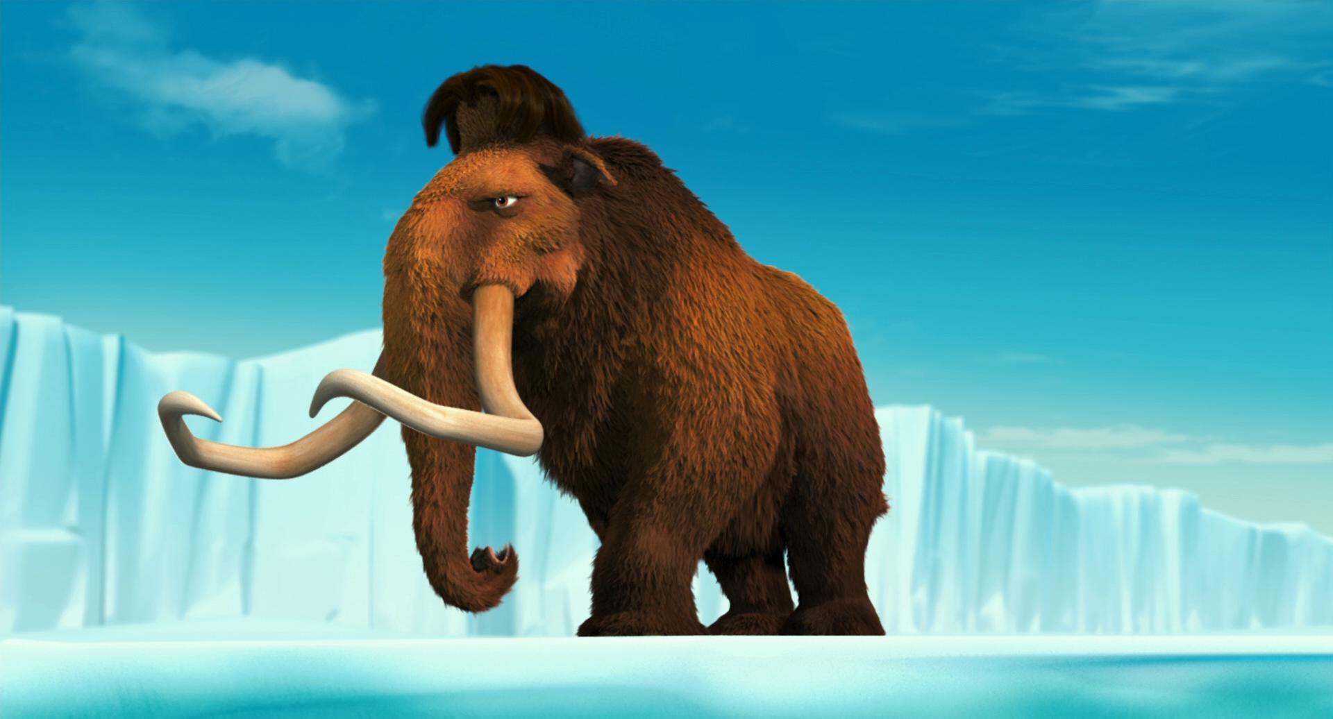 Мэнни из ледникового периода картинки