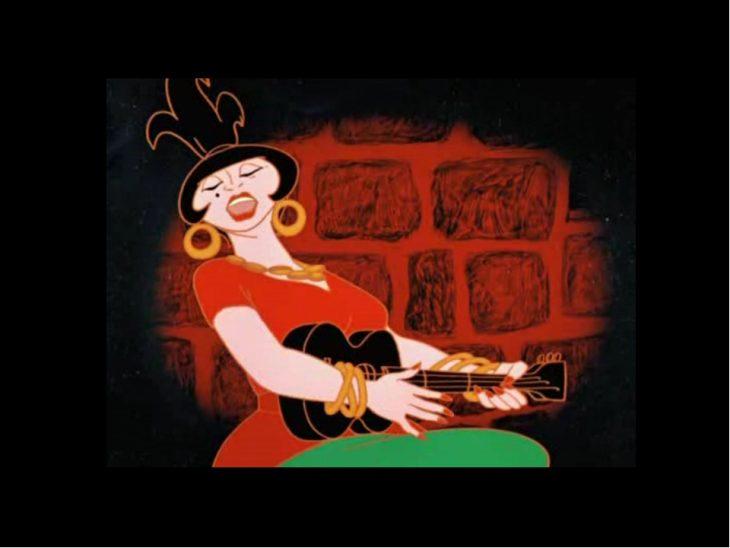 Картинки разбойников бременские музыканты