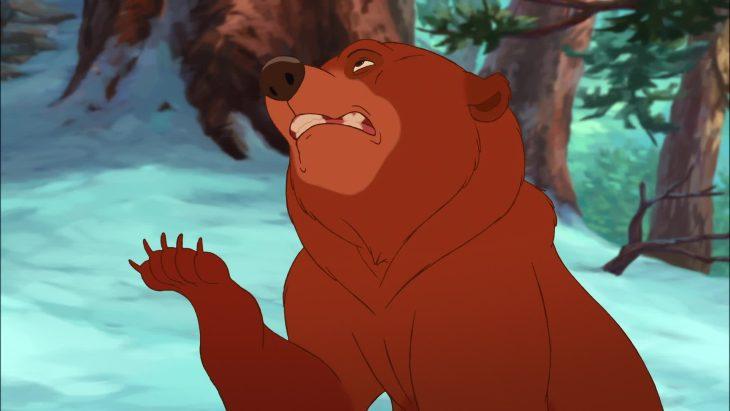 Медведи из мультиков открытки