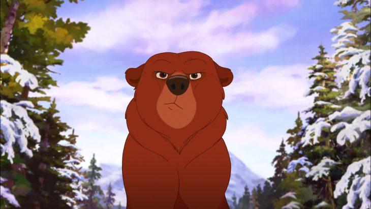 Днем рождения, медведи из мультиков открытки