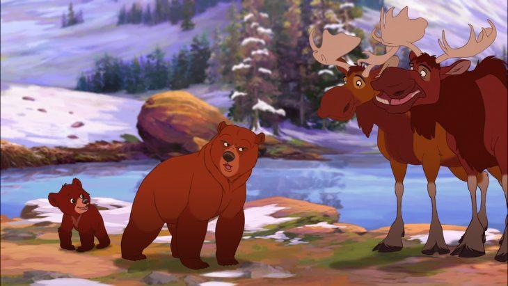 Постер братец медвежонок