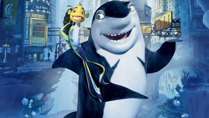Подводная братва акула картинка