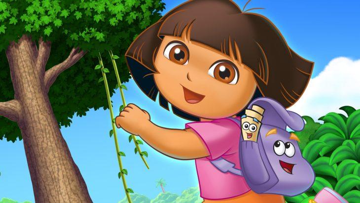 Даша-путешественница в картинках