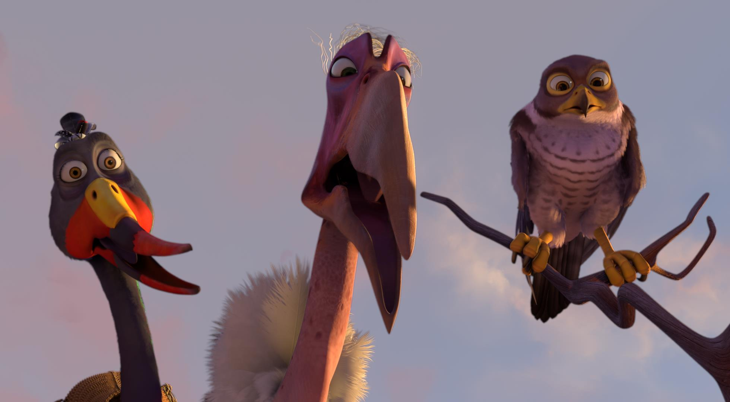 Картинки замбезия мультфильм