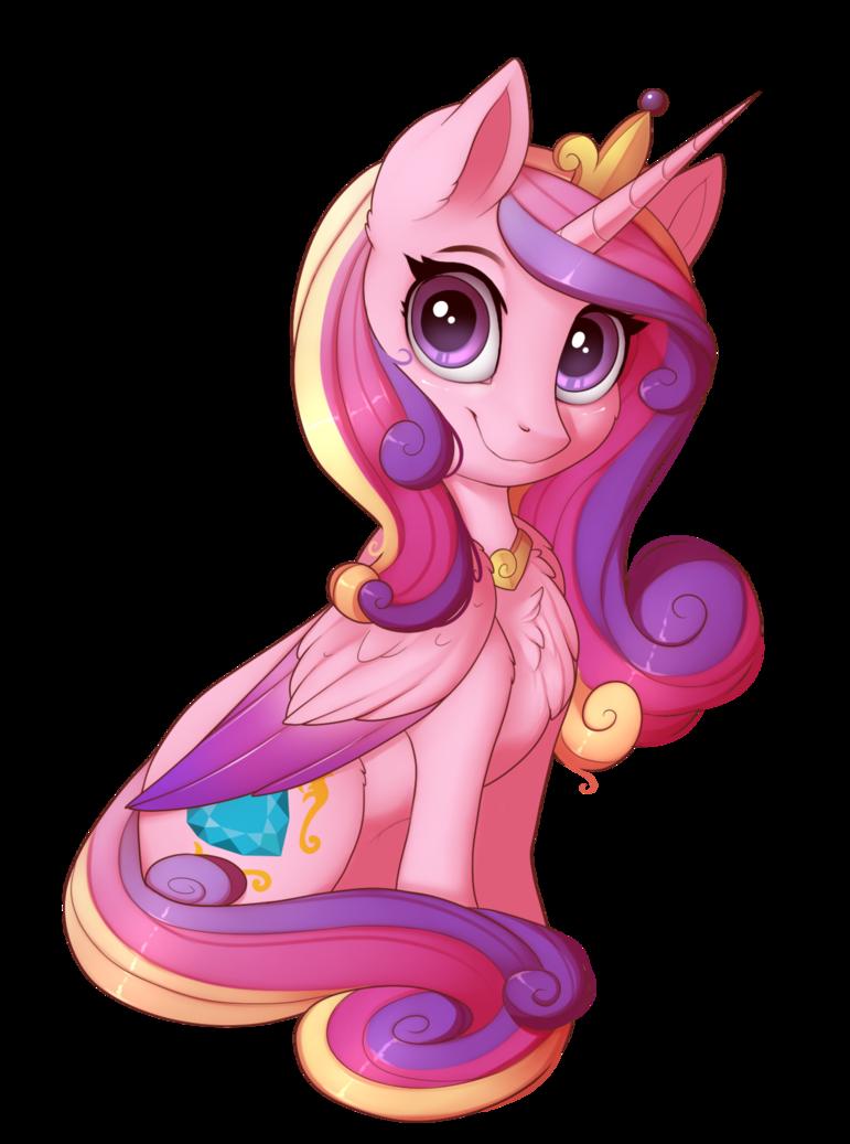 Принцесса Каденс из мультсериала «Мой маленький пони ...
