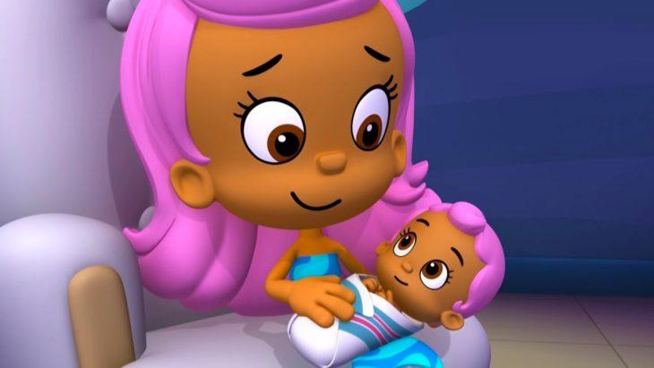 Молли из мультсериала «Гуппи и Пузыри» (30 фото)