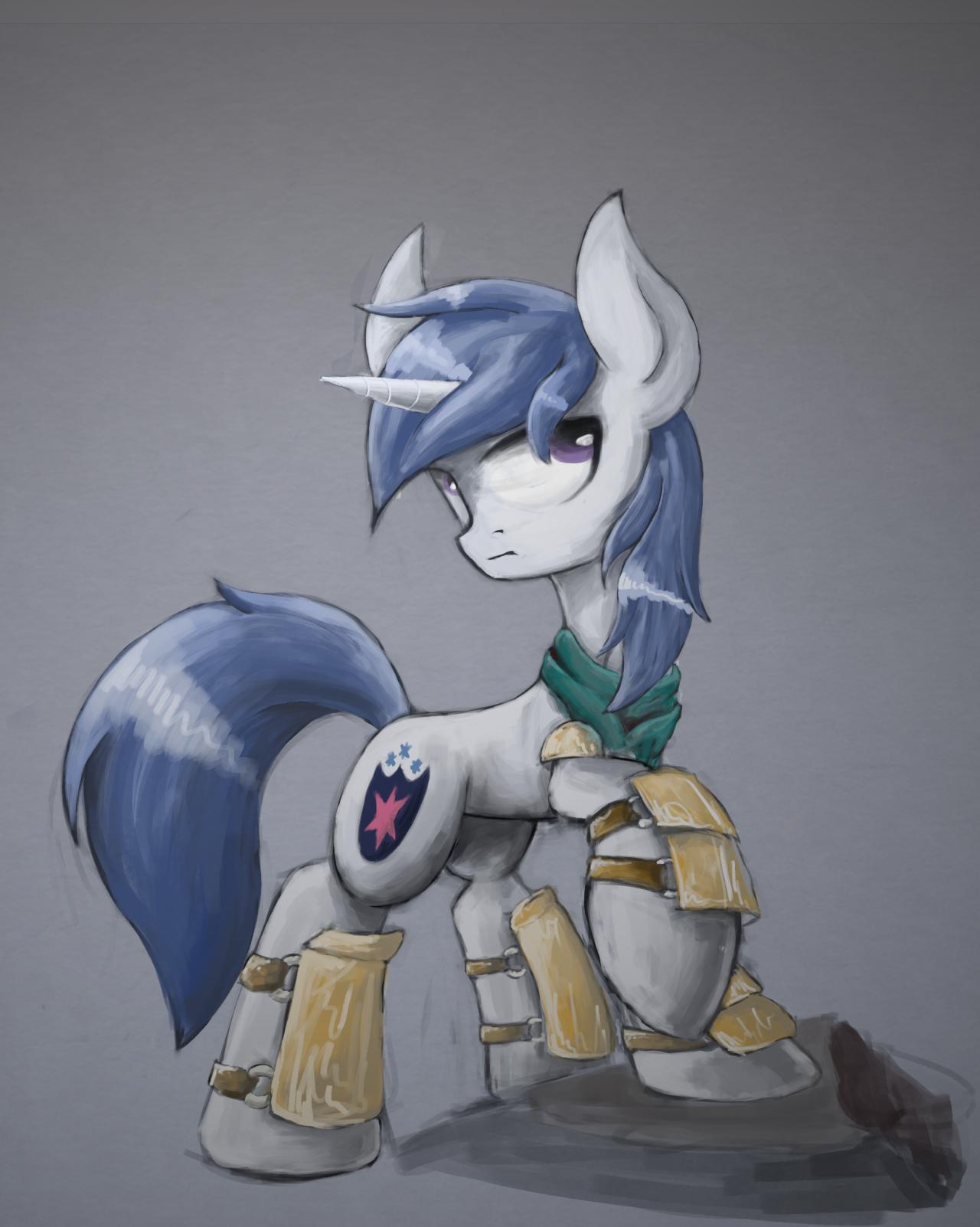 Шайнинг Армор из мультсериала «Мой маленький пони: дружба ...