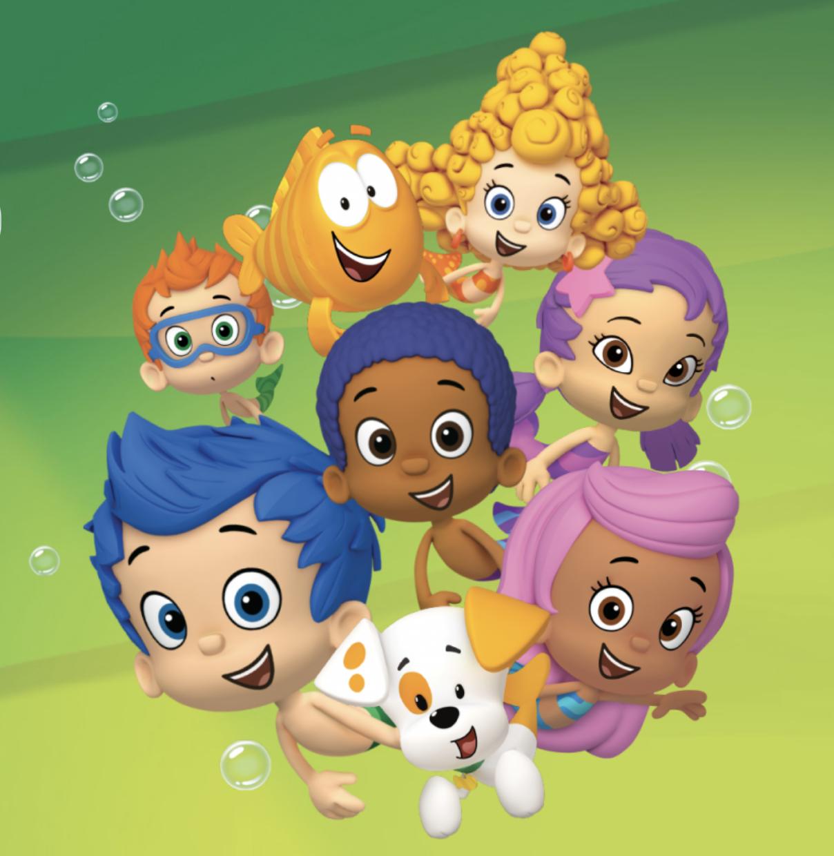Уна из мультсериала «Гуппи и Пузырики» (30 фото)